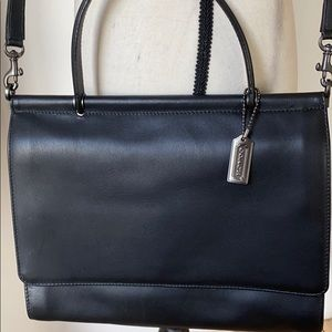 Coach Rare Vintage Classic Whitney Leather Bag.